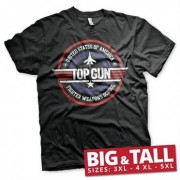 Top Gun - Fighter Weapons School Big & Tall T-Shirt