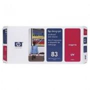 HP 83 - C4962A cabezal UV magenta