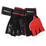 Biotech Memphis 1 Csuklószorítós edzőkesztyű (piros/fekete)