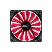 Cooler Fan 12cm Shark Devil En55437 Vermelho Aerocool