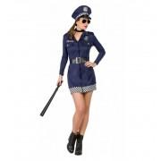 Disfraz Policia Mujer Adulto - Car&Gus