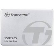 TRANSCEND TS240GSSD220S - 240GB, 2.5 SSD220S, SATA3, TLC, ALUMINUM CASE