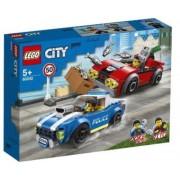 Lego 60242 - City Festnahme auf der Autobahn