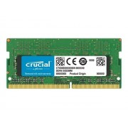 Crucial MEMORIA SODIMM DDR4 16GB PC 2400 MT/s 260pin CL17