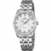 Reloj F16940/1 Plateado Festina Mujer Boyfriend Collection Festina