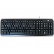 E-5050 PS/2 US crna tastatura
