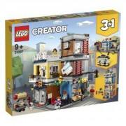 Конструктор Лего Криейтър - Магазин за домашни любимци и кафе, LEGO Creator, 31097