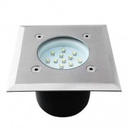 LED lámpatest , taposólámpa , GORDO , négyzet , IP66
