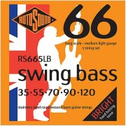 Rotosound Swingbass RS665LB Cuerdas bajo eléctrico