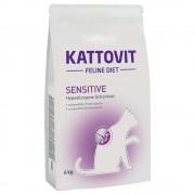 Суха храна Kattovit Sensitive - 2 x 4 кг