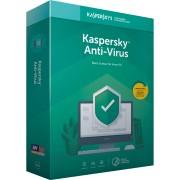 Kaspersky Antivirus 2020 descarga versión completa 1 Año 5 Dispositivos