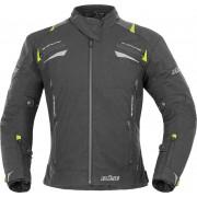 Büse Rico Motorcycle Textile Jacket Black Yellow 5XL