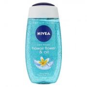 Nivea Hawaii Flower & Oil osvěžující sprchový gel 250 ml pro ženy