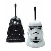 2 Walkie Talkie Star Wars Única