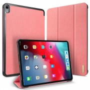 Dux Ducis - iPad Pro 11 (2018) Hoes - Smart Book Case Denim Roze