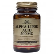 Alpha Lipoic Acid 200mg - 50 vcaps