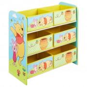 Disney Storage Unit Winnie the Pooh 60x30x64 cm WORL104002