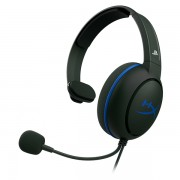 Casti Gaming Kingston HyperX CloudX Chat PS4 (Negru)