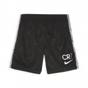 Nike Trainingsbroekje CR7 Drif Fit Short Kids Black - Zwart - Size: 140