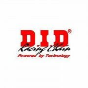 D.I.D Drive Chain Did 525 - 110l Black/black - Vx