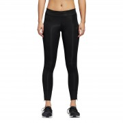 adidas Women's Response Long Tights - Black - S - Black