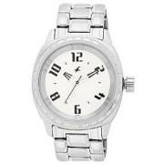 Fastrack Quartz Multi Round Unisex Watch 3071SM03