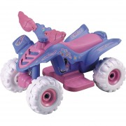 Minicuatrimoto Best Toys para Niñas-Rosa