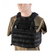 Velocity Systems Assault Plate Carrier - Assault Plate Carrier Black S/M