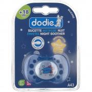 dodie® anatomischer Silikon Nacht Scher ab 18 Monate