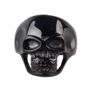 gyűrű ETNOX - Skull - SR1402B