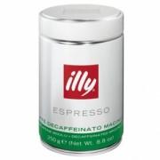 Cafea ILLY Espresso Decofeinizata Macinata 250 gr.