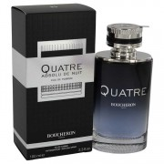 Boucheron Quatre Absolu De Nuit Eau De Parfum Spray 3.3 oz / 97.59 mL Men's Fragrances 540742