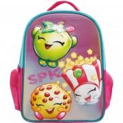 Mochila Escolar ATM PACKS, Shopkins Multicolor-3043