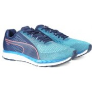 Puma Speed 500 IGNITE 2 Running Shoes For Men(Blue)