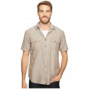 Ecoths Mathis Short Sleeve Shirt Brindle