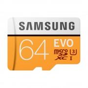 Card Memorie Micro SDXC 64GB SAMSUNG