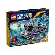 Set de constructie LEGO Nexo Knights Sediul Central al lui Jestro