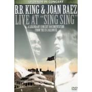 B.B. King & Joan Baez - Live At Sing Sing (0090204952601) (1 DVD)