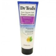 Dr Teal's Pure Epsom Salt Foot Cream For Women By Dr Teal's Pure Epsom Salt Foot Cream With Shea But