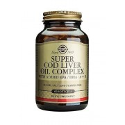 Solgar, Super Cod Liver Oil Complex Softgels, 60