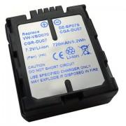 Dörr Li-Ion 720mAh batteria ricaricabile Ioni di Litio 3,7 V