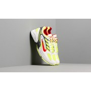 Nike Air Ghost Racer White/ Atom Red-Neon Yellow-Dark Grey