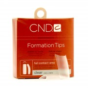CND - Brisa Sculpting Gel - Formation Clear Tips
