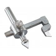 Резачка на отвори за плочки и Ø 20-90mm, за патронник, 103900, EXTOL CRAFT