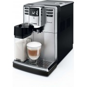 Espressor Philips Saeco Incanto HD8917/09, 18 bar, 1.8 l, Negru/Inox
