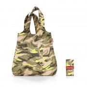 Чанта за пазар 'Камуфлаж' Reisenthel Mini Maxi Shopper camouflage