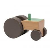 Sebra - Traktor aus Holz, grün