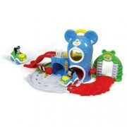 Garaj interactiv cu masinute Baby Mickey si Baby Minnie