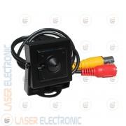 Mini Micro Telecamera AHD Pinhole 1.3 Mega Pixel HD 720p 12V DC