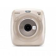 Fuji Hybrid Instant Camera Instax Square SQ20 3.69 Megapixel Beige